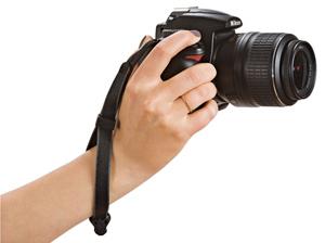 Convertible camera neck strap