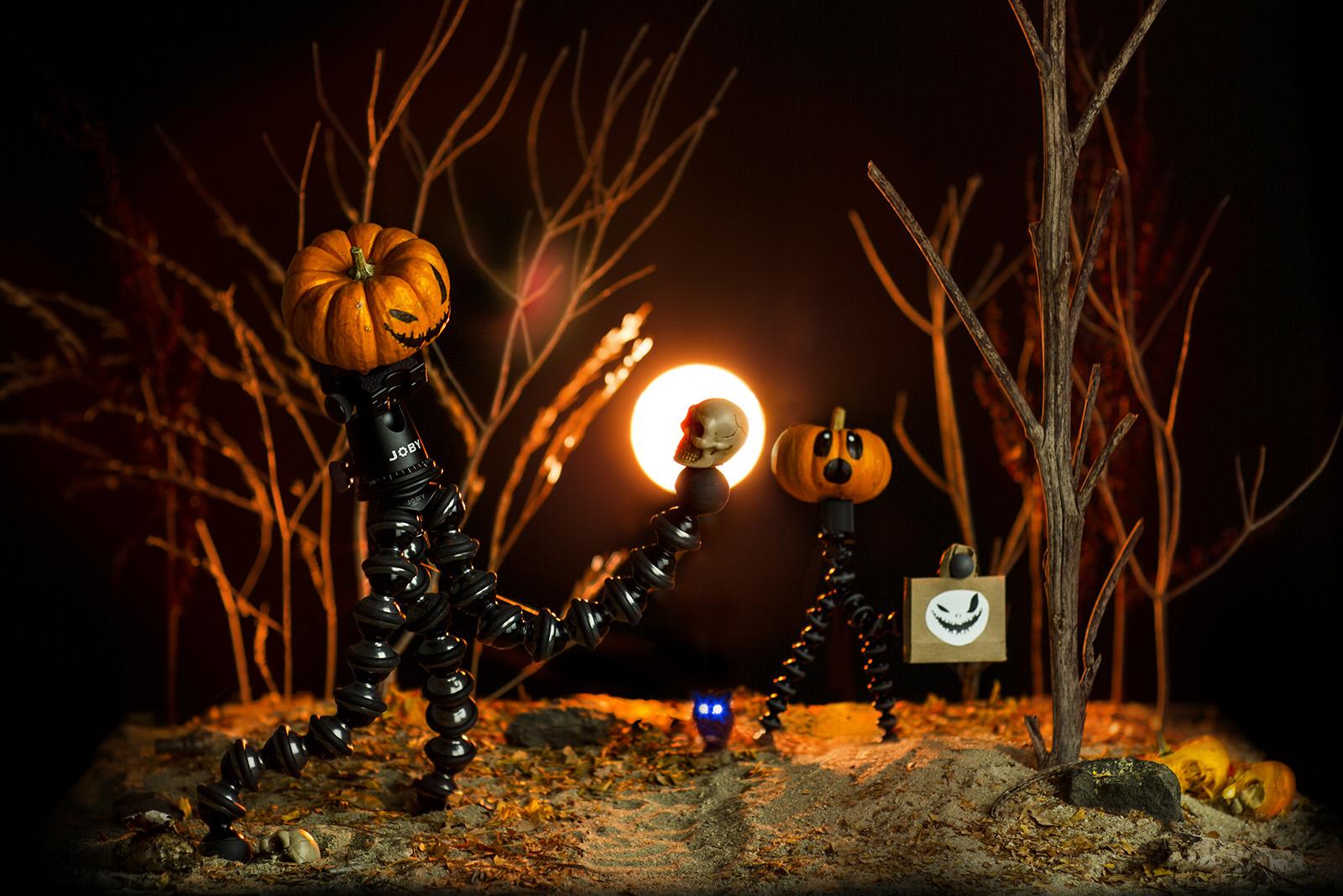 Behind the scenes: JOBY Halloween