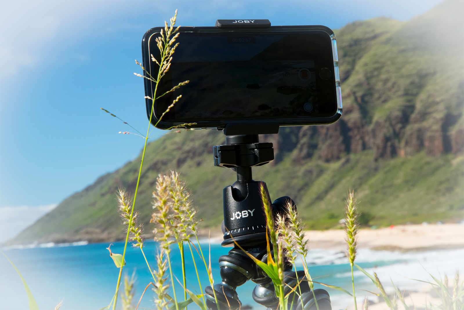 Taking Vacation Photography to the Next Level with Your iPhone with #JOBYAmbassadors Atort