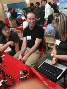 Cool Products Expo -Noah, Jenny, Michael