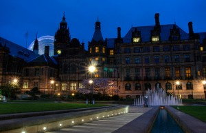 Sheffield Town Hall- Flickr Gorillapod Love