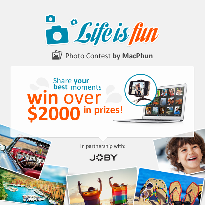 Life is fun_poster_Joby