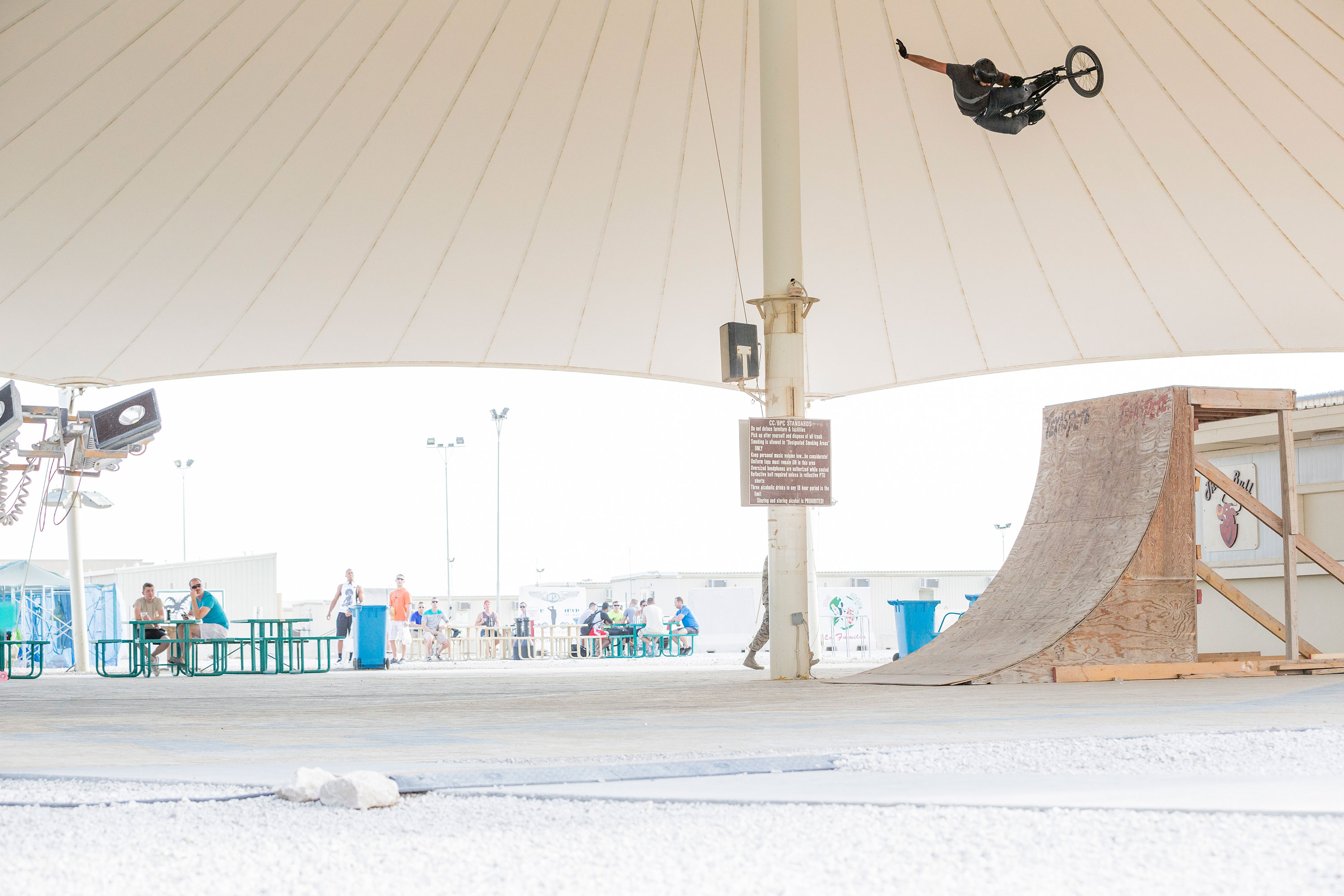 Catch Some Air With BMX Rider And #JOBYAmbassadors Rob Darden