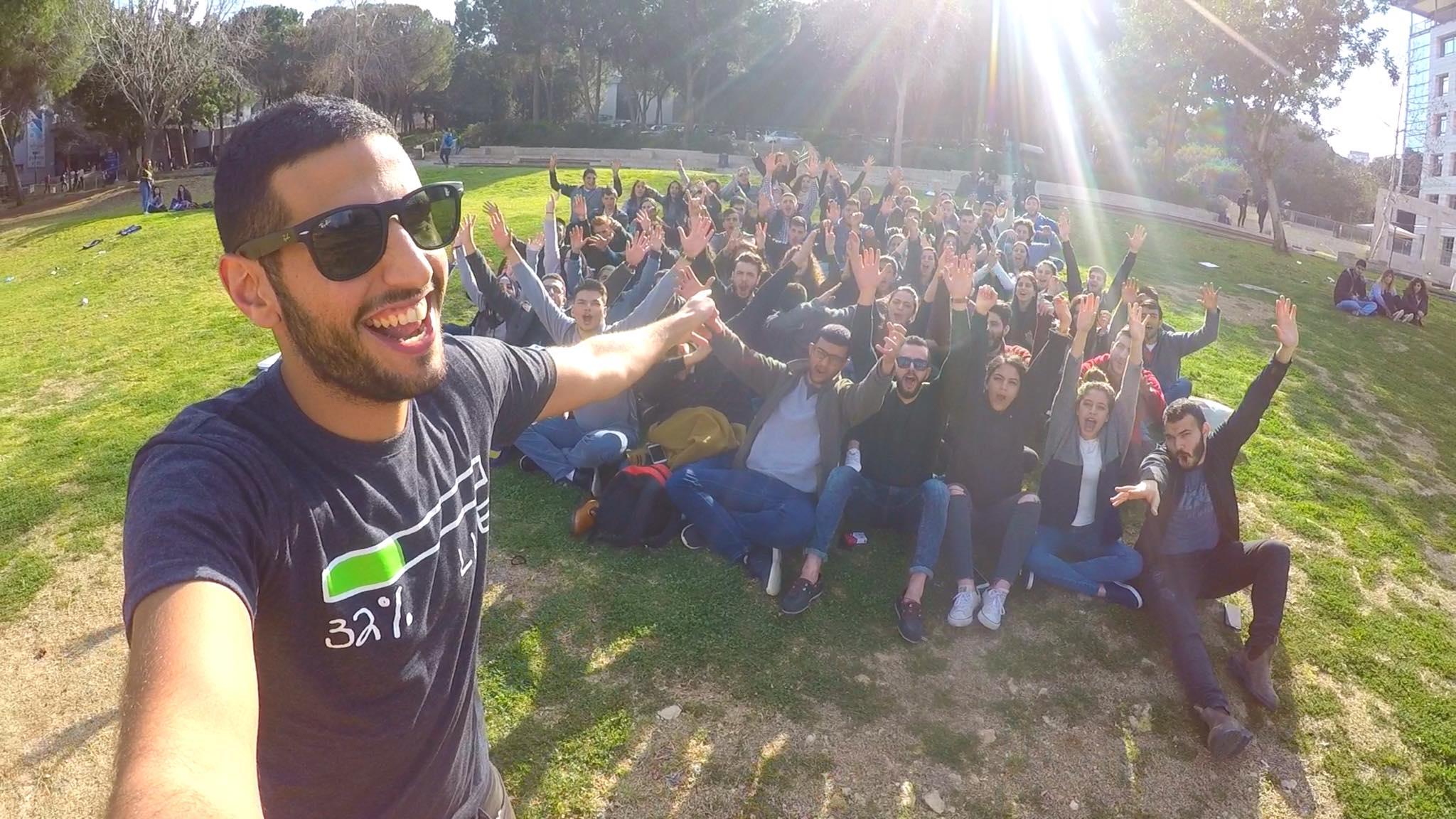 #JOBYAmbassadors NAS Daily Bootcamp in Morocco